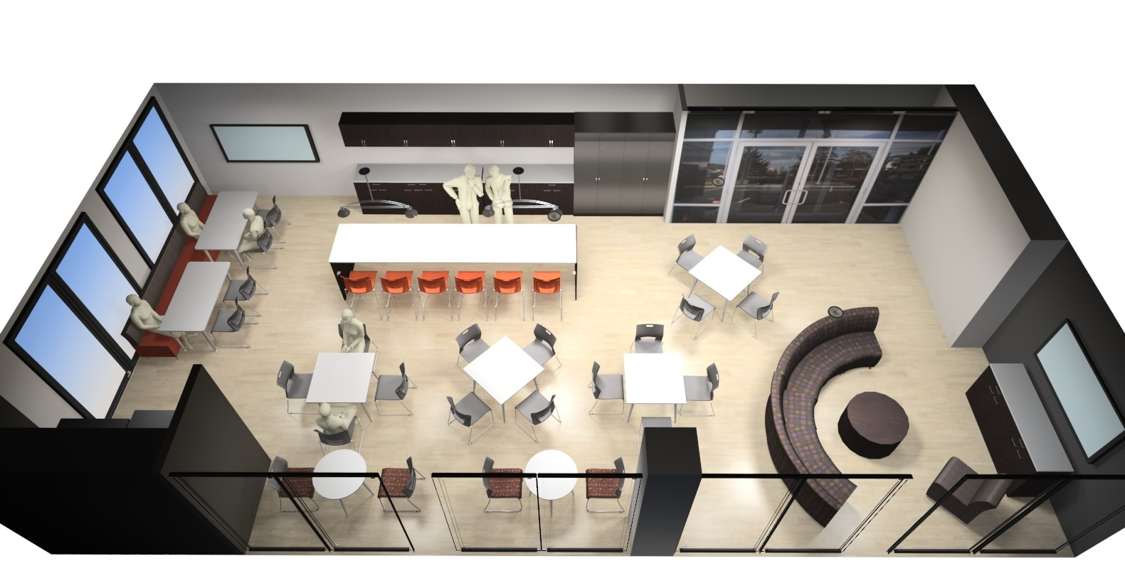 F3 space concepts corporate furniture and professional for 3d office planner